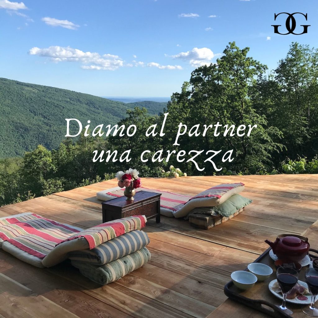 Diamo al partner una carezza